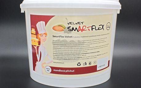 Smartflex velvet mandle 4kg - potahovací hmota