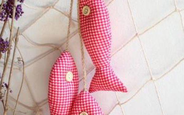 Námořnická dekorace Ryby!