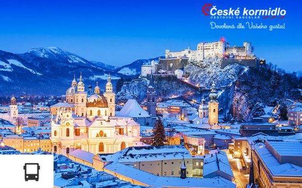 Vánoční trhy v Salzburgu