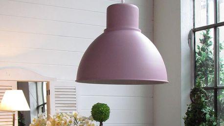 Lustr Milano Pink - doprava zdarma!