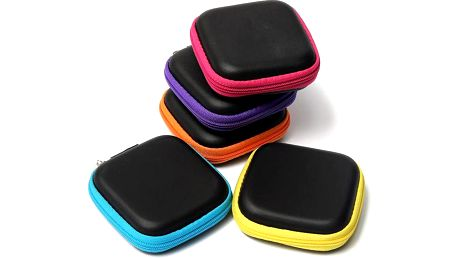 Praktické pouzdro na sluchátka - 5 barev
