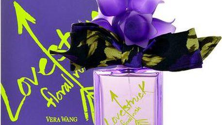 Parfémovaná voda Vera Wang Lovestruck Floral Rush 100ml EDP W