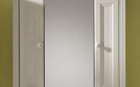 SCONTO JASMIN Zrcadlová skříňka
