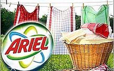Prací gel ARIEL, top cena