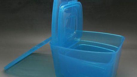 Sada 11 plastových dóz!