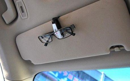 Držák na brýle do auta!