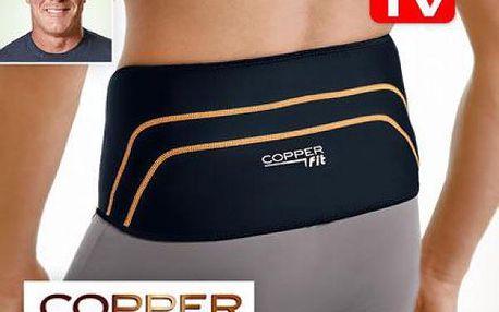 Bederní pás Copper Fit Back Pro!