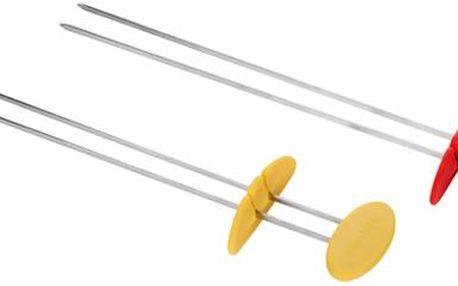 Tescoma dvojitá grilovací jehla PRESTO TONE 30 cm, 2 ks