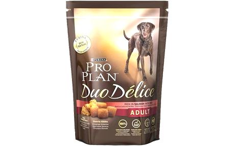 Pro Plan Dog Adult Duo Délice Salmon 0,7 kg