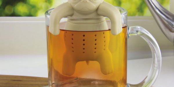 Sítko na čaj Mopsík