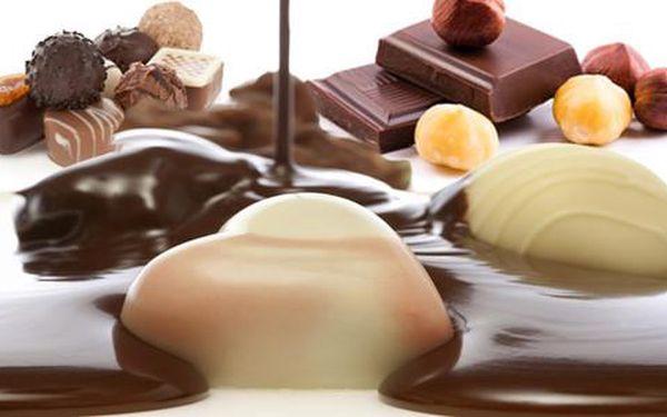 Kurz výroby vlastní čokolády, pralinek a lanýžů