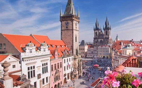 Pronájem apartmánů přímo v centru Prahy na 1 noc