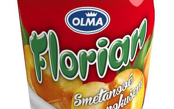 Olma Olma Florian Smetanový jogurt meruňka 150g