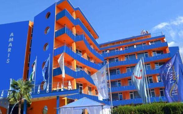 Bulharsko - Last minute: Hotel Amaris na 8 dní v termínu 10.09.2015 jen za 8290 Kč.