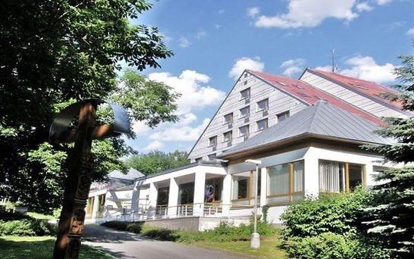 Pobyt v hotelu Krakonoš v Mariánských lázních