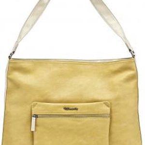 Elegantní žlutá kabelka Alexia Hobo Bag Golden Yellow A110037302-2