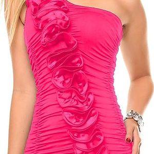 Dámské šaty B-Fashion, růžová
