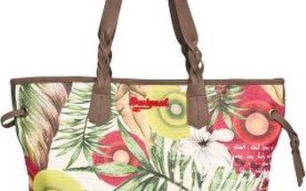 Desigual - Kabelka Bols Shoptrend Hawaian - vícebarevná, ONE