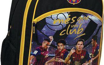 SUNCE FC Barcelona batoh na kolečkách