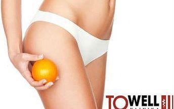 Celotělová lymfodrenáž, uvolnění uzlin a masáž obličeje