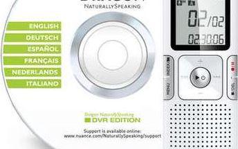 Philips diktafon 2GB LFH0625/00