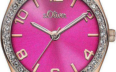 Dámské hodinky S. Oliver SO-3055-MQ