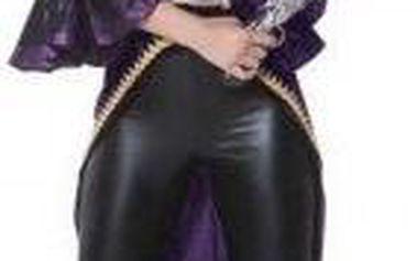 Sexy kostým pirátky B-Fashion N5862, fialový