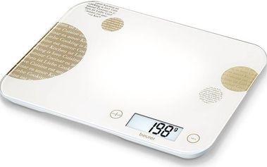 Beurer KS 48CREAM Kuchyňská váha elektronická