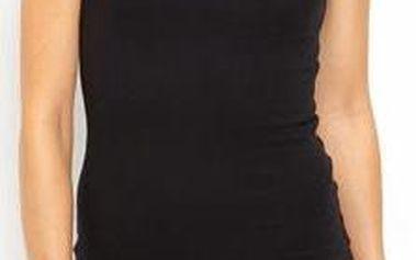 Mini šaty B Fashion + tanga, černé