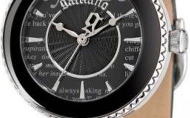 Dámské hodinky Galliano The Author, černé
