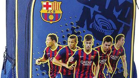 SUNCE E.V.A. FC Barcelona školní batoh
