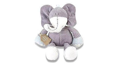 Mamas & Papas Hračka na mazlení - slon Peanut