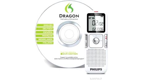 Philips diktafon 2GB LFH0625/00