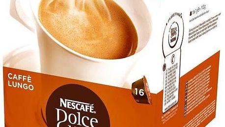 Nescafé Dolce Gusto Caffé Lungo Mild 16ks