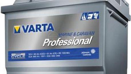 Trakční baterie VARTA Professional Dual Purpose (Deep cycle) 140Ah, 12V, LFD140