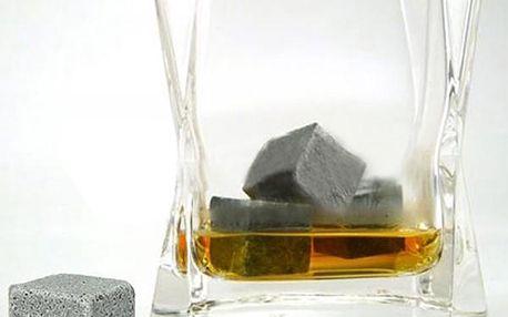 Chladící kameny do nápojů, sada 8 kusů