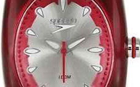 Dámské hodinky Speedo 50593, červené