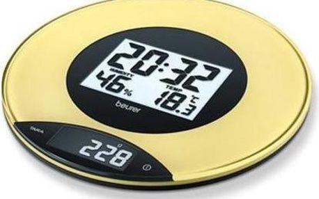 Beurer KS 49 Gelb kuchyňská váha