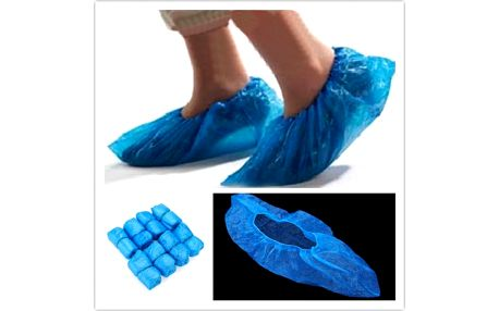 Plastové návleky na boty 100ks