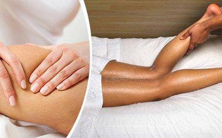 Lymfatická masáž celého těla v délce 80 minut