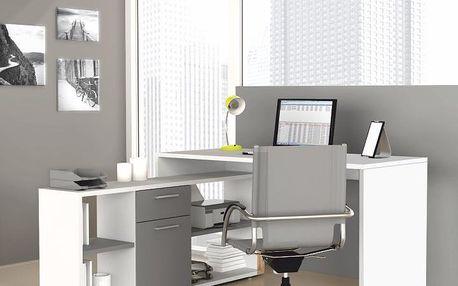 TEMPO KONDELA NOE PC stůl