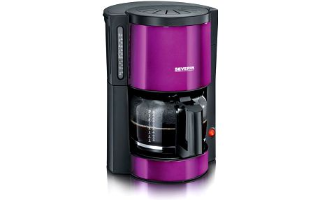 Kávovar Severin KA9734, fialový
