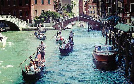 4denní zájezd do Itálie - Benátky, Rimini, San Marino