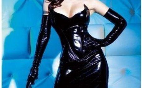 Sexy kostým B-Fashion Domina, černý