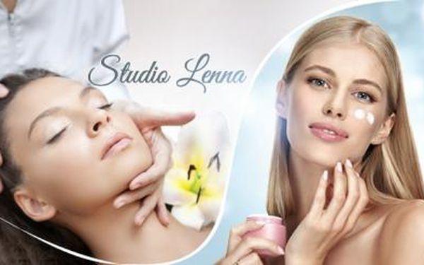 90minutové kosmetické ošetření pleti kosmetikou Alcina + galvanická žehlička Swiss Spa a UTZ špachtle.