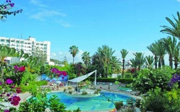 Maroko, oblast Agadir, doprava letecky, polopenze, ubytování v 3* hotelu na 11 dní