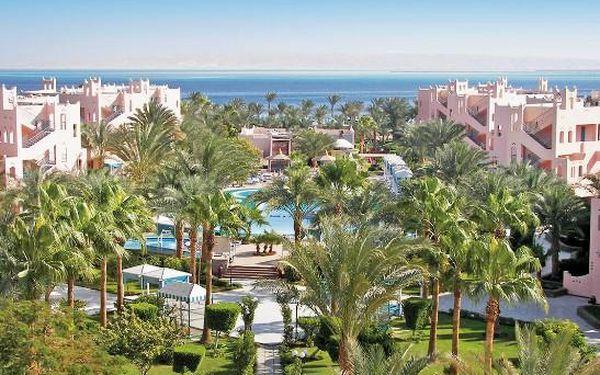 Egypt - Last minute: Hotel Le-Pacha-Resort na 8 dní All inclusive v termínu 29.08.2015 jen za 10490 Kč.