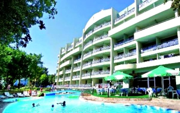 Bulharsko, oblast Zlaté Písky, doprava letecky, all Inclusive, ubytování v 3* hotelu na 12 dní