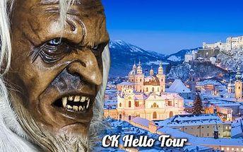 Salzburg a největší slet čertů
