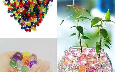 Gelové kuličky k rostlinám
